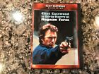 Magnum Force Dvd! 1973 Thriller! Also See Dirty Harry The Dead Pool The Enforcer