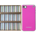 Wholesale Lot For Apple iPhone 4 4s Pink Slim Shell Case - 10 20 50 100 Cases