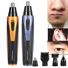 Professional Hair USB Charge Eyebrow Ear Nose Trimmer Electric Shaver Razor Kits