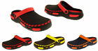 Mens Coolers Summer Beach Holiday Clog Slip On Sandals Sz Size 7 8 9 10 11 12