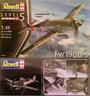 Revell 1/48 Focke Wulf Fw190D-9 New Plastic Model Kit 03930 Fw 190 D9 D-9 1 48