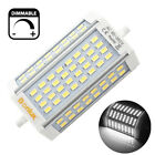 30W R7s 118mm LED Floodlight Bulb Dimmable 200W J-type J118 Halogen Replacement