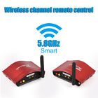 5.8GHz AV TV Sender Transmitter Receiver Wireless 300M HDMI Video Audio CCTV DVR