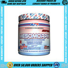 New APS Mesomorph Morph Pre Workout 25 Serves Energy Pumps Fat Weight Loss