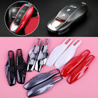 2x Remote Key Fob Trim Cover Case Shell Protect for Porsche Boxster Cayman Macan