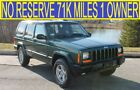 2000+Jeep+Cherokee+NO+RESERVE+71K+MILES+1+OWNER