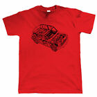 Classic Cooper Detail, Mens Car T Shirt, Gift For Dad Him Christmas