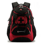 Heavy duty Swiss 15 15.6 PC Laptop Backpack Women Men School Bag  sa9337