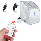 Portable 2L Steam Sauna Spa Home Tent Pot Machine Slimming Weight Loss Therapy