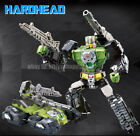 Kids Gift Toy Deformable Robot The Headmasters Hardhead 8\