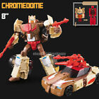 Kids Boys Gift Toy Weijiang Deformable Robot The Headmasters 8\