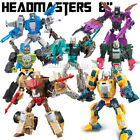 "Kids Boys Gift Toy Weijiang Deformable Robot The Headmasters 8"" Action Figure"