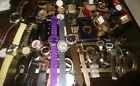 40 Mens and Womans Watches for parts or not working