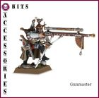 BITS GUNMASTER IRONWELD ARSENAL EMPIRE WARHAMMER BATTLE AOS