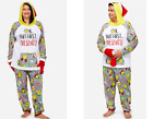 UNISEX ADULT JUSTICE EMOJI PAJAMA 2 PC SET MULTIPLE SIZES NEW WITH TAGS IN BAG