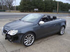 2007+Volkswagen+Eos+2%2E0L+Turbo+Salvage+Rebuildable+Repairable