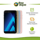 Samsung Galaxy A5 2017 A520F 32GB Black Gold Blue Peach Unlocked Smartphone