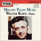 Klien : Works for Solo Piano CD