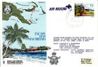 RAFES 17 Escape from New Britain AIR NIUGINI flown Escaping Society RAF cover