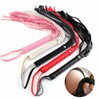 play attention for sale - Leather Flogger Whip Tickler Role Play Prop Hen Party Fancy Costume HOT SALE