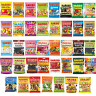 Haribo Candy Mix Frogs, Drop, Bananas, Sour, Sweet, Cherry, Twists / 40 FLAVORS