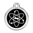 Red Dingo Dog Cat Pet ID Tag Charm FREE Personalized Engraving ATOM