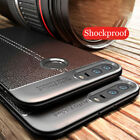 For Huawei P8 P9 P10 Lite GR3 GR5 2017 Slim Hybrid Soft Silicone Case Skin Cover