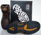 Safety Boot, Safety Work Footwear, Brown Oiled Leather Hiker Boot, V12, VR601