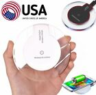 LED QI Wireless Fast Charger Pad for Moto 360 Smart Watch Droid Maxx Droid Mini/