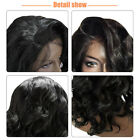 Hot Long Curly Side Part Lace Front Synthetic Full Wigs Party Sexy Women