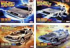 Polar Lights 1/25 Back To The Future Car Time Machine New Plastic Model Kit 1 25