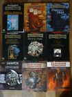 AD&D 2nd Edition and D&D 4th Edtion - different Modules for selection (TSR)
