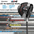 TaylorMade M4 Driver Custom 25+ No Up-Charge Shafts - New 2018