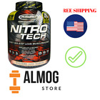 best protein isolates - MuscleTech Nitro Tech Performance Series Best Whey Protein Isolate 2 4  LBS