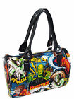 """US HANDMADE DOCTOR BAGS WITH  """"DIFFERENT""""  PATTERN ,COTTON,  NEW"""