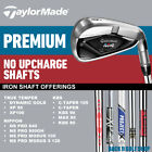 TaylorMade M4 Iron Set Custom 20+ No Up-Charge Shafts - New 2018