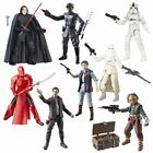 Star Wars the Black Series 6 Inch Action Figures Wave 13 (Buy one or Many) $19.99 USD