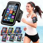 SPORTS RUNNING GYM ARMBAND STRAP CASE FOR For VARIOUS SAMSUNG GALAXY PHONES
