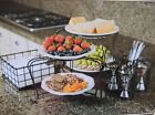 7 Piece Stack & Serve BUFFET SET Durable wrought iiron