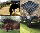 ECO PACKS of SHED BASE GRAVEL GRIDS GRASS GRIDS DRIVE MATS ALL SIZES UK MADE s