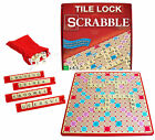 Winning Moves 1143 Tile Lock Scrabble Crossword Game