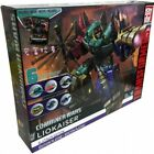Transformers Generations Platnium Liokasier Combiner Wars 7 Transformers in 1