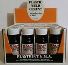 EMA Plastic Weld 57ml Bottle Glue Adhesive Cement Over 18's Only Plasweld PPC-2P