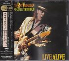 Stevie Ray Vaughan And Double Trouble Couldn't Stand The Weather Japan CD Obi
