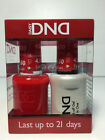 401-460 DND Daisy DUO Soak Off Gel Matching Nail Lacquer Polish COMBO ANY COLOR