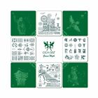 CICI&SISI Greece Series Acrylic Nail Stamping Printing Plate Manicure Nail Ar...