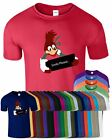 Wood Pecker Tshirt Mens Womens Trending Funny Cartoon Forest Woody T-shirt