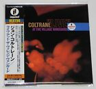 JOHN COLTRANE / Live At The Village Vanguard JAPAN CD Mini LP w/OBI UCCI-9005