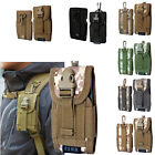 CAMOUFLAGE WATERPROOF BELT HOOK HANG HOLSTER POUCH FOR SAMSUNG J3 J5 J7 PRIME A7