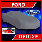 [FORD DELUXE] CAR COVER - Ultimate Full Custom-Fit All Weather Protection